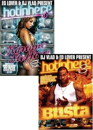 Vol. 3 Hot In Here Ao