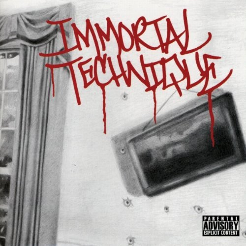 Immortal Technique Vol. 2 Revolutionary Explicit Version