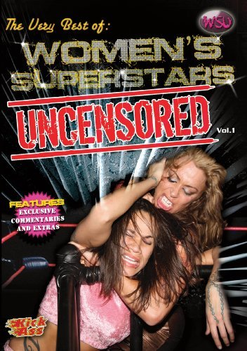 Women's Superstars Uncensored Vol. 1 Nr