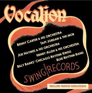 Swing Series Records Swing Series Records Carter Jordan Haymes Allen Blue Rhythm Band Goodman