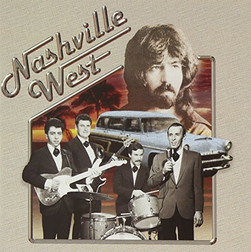 Nashville West Featuring Clarence White