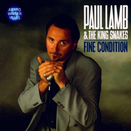 Paul Lamb & The King Snakes Fine Condition Import Gbr