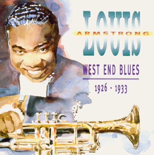 Louis Armstrong Westend Blues 1926 33 Import Gbr