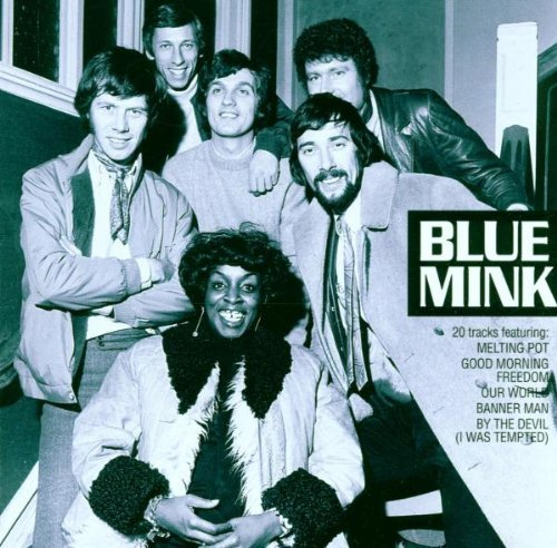 Blue Mink Archive Import Gbr