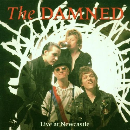 Damned Live At Newcastle Import Gbr