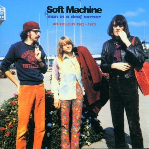 Soft Machine Man In A Deaf Corner 1963 70 A 2 CD Set
