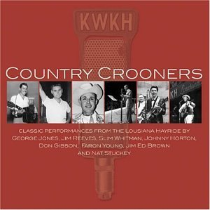 Country Crooners Country Crooners Horton Reeves Gibson Brown
