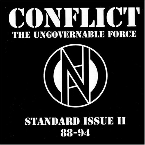 Conflict Vol. 2 Standard Issue