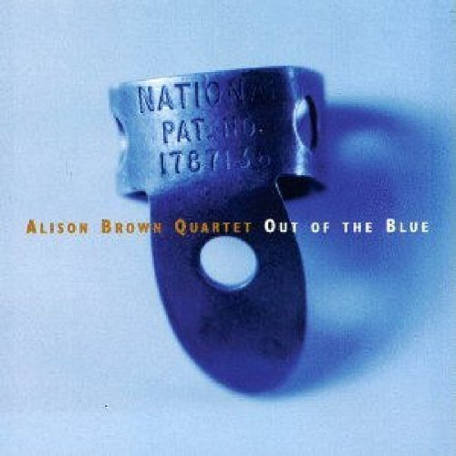 Alison Brown Out Of The Blue