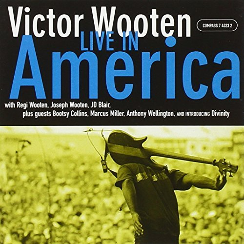 Victor Wooten Live In America 2 CD