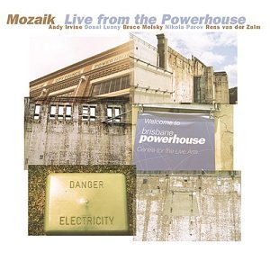 Mozaik Live At The Powerhouse