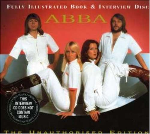 Abba Interview Disc & Book Import Gbr