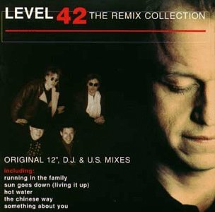 Level 42 Remix Collection Import Gbr