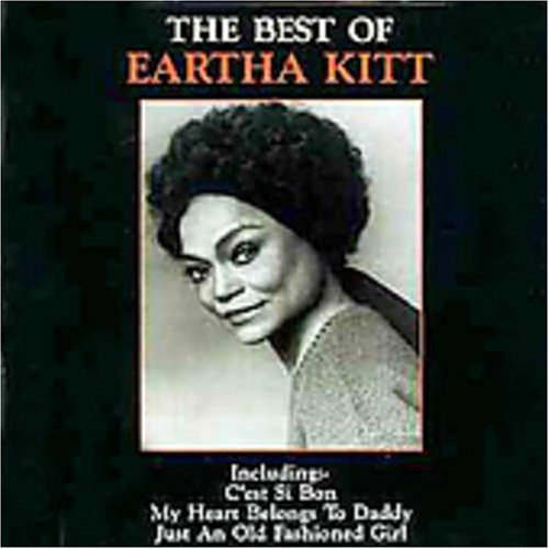 Eartha Kitt Best Of Eartha Kitt Import Gbr