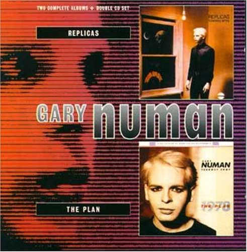 Gary Numan Replicas The Plan Import Gbr Incl. Bonus Tracks