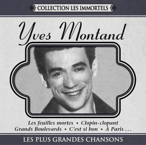 Yves Montand Les Plus Grandes Chansons Import Can