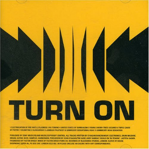 Turn On Turn On Import Gbr