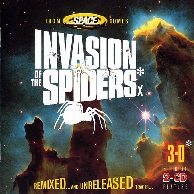 Space Invasion Of The Spiders Import Gbr