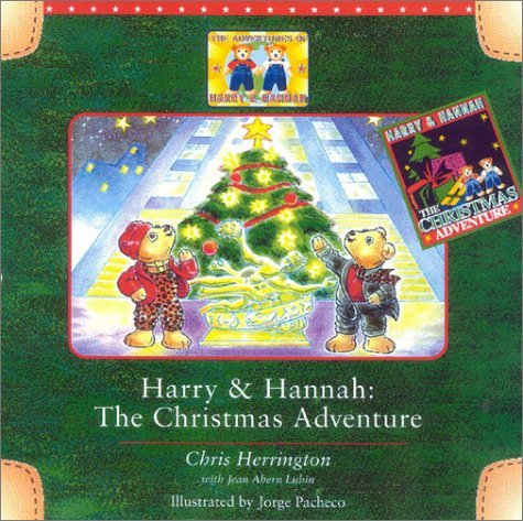 Chris Herrington Harry & Hannah The Christmas Adventure