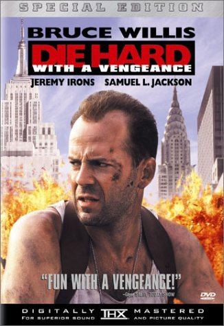 Die Hard With A Vengeance Willis Jackson Irons Clr Cc 5.1 Dts Aws R 2 DVD Spec. Ed
