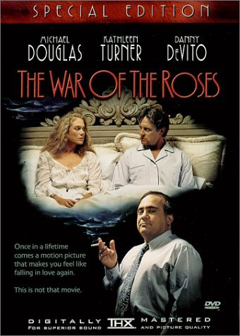 War Of The Roses Douglas Turner Devito Clr Cc Dss Thx Aws Fra Dub Spec. Ed.