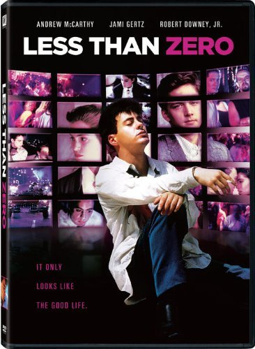 Less Than Zero Mccarthy Gertz Downey Spader R