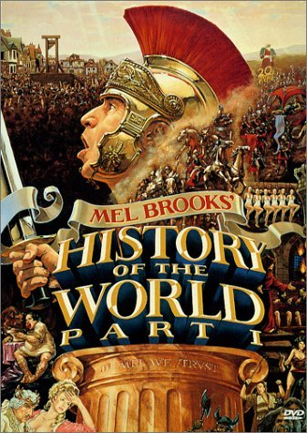 Mel Brooks Madeline Kahn Mel Brooks' History Of The World Part I