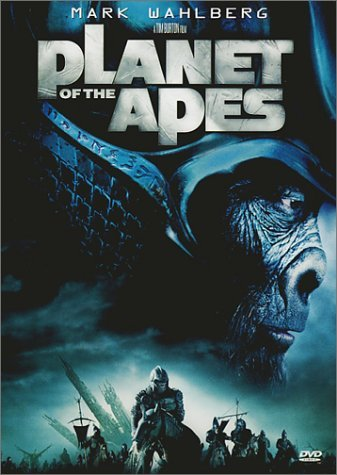 Planet Of The Apes (2001) Wahlberg Roth Duncan DVD Pg13