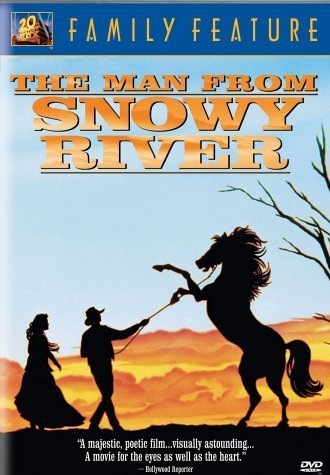 Man From Snowy River Douglas Thompson Burlinson Ws Pg