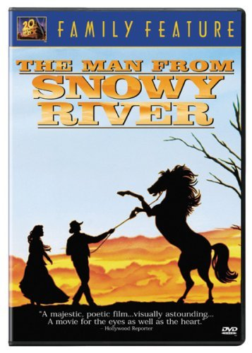 Man From Snowy River Douglas Burlinson Thornton Tho DVD Pg Ws