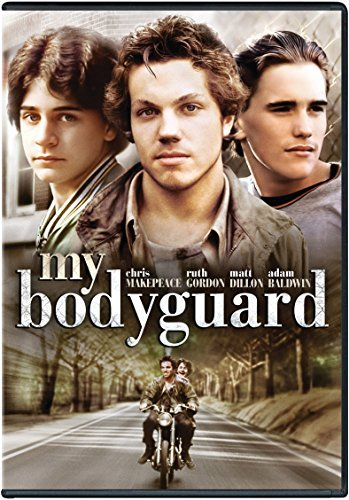My Bodyguard Makepeace Gordon Dillon Baldwin DVD Pg