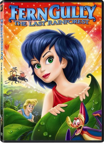 Fern Gully The Last Rainforest Fern Gully The Last Rainforest DVD G