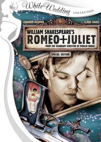 Romeo & Juliet (1996) Dicaprio Danes Special Ed. Pg13 Incl. Wedding Faceplate