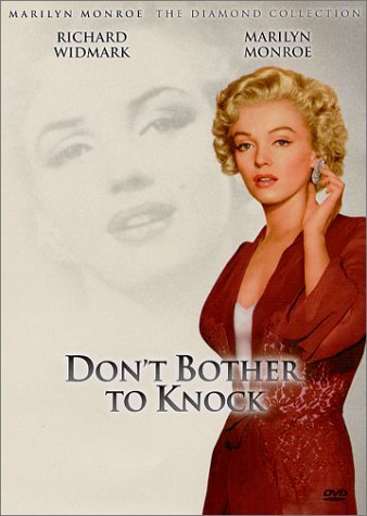 Don't Bother To Knock Monroe Widmark Bancroft Corcor Ws Nr
