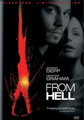From Hell Depp Graham Clr 5.1 Dts Ws Spa Dub R 2 DVD Lmtd Ed