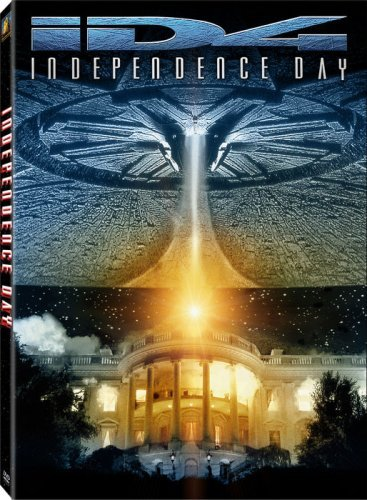 Independence Day Smith Pullman Goldblum DVD Pg13 Ws