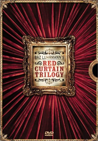 Red Curtain Trilogy Luhrmann Baz Ws Nr 4 DVD Lmtd E