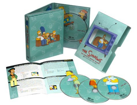 Simpsons Season 2 DVD