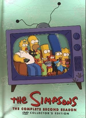 Simpsons Season 2 DVD Season 2