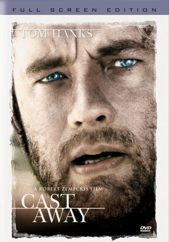 Cast Away Hanks Hunt Clr Pg13
