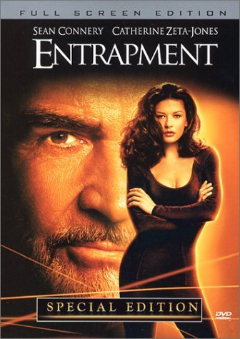 Entrapment Connery Zeta Jones Clr Pg13 Spec. Ed.