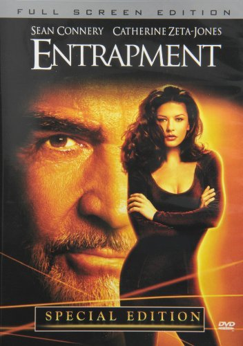 Entrapment Connery Zeta Jones Pg13 Spec. Ed.