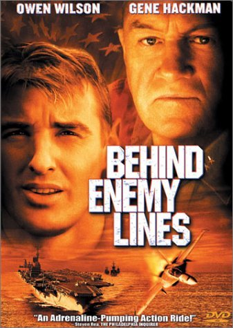 Behind Enemy Lines Wilson Hackman Clr 5.1 Dts Aws Spa Dub Pg13 2 DVD