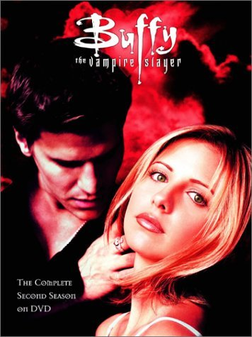 Buffy The Vampire Slayer Season 2 Clr Nr 6 DVD