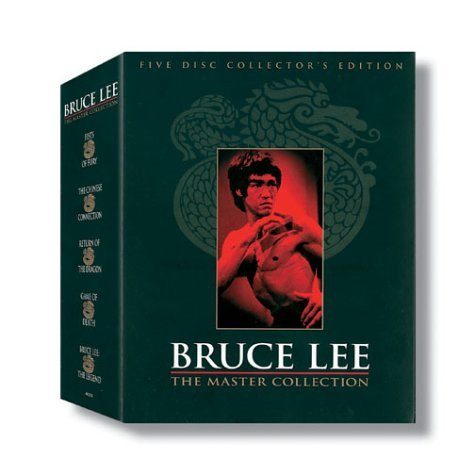 Master Collection Lee Bruce Clr Nr 5 DVD