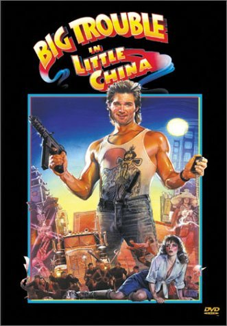 Big Trouble In Little China Russell Cattrall Dun Clr Ws Pg13
