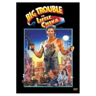 Big Trouble In Little China Big Trouble In Little China Ws Fs Nr
