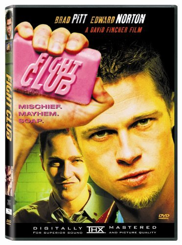 Fight Club Pitt Norton DVD R Ws
