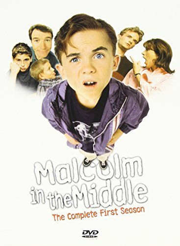 Malcolm In The Middle Malcolm In The Middle Season Season 1 Nr 3 DVD