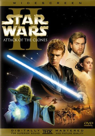 Star Wars Episode 2 Attack Of The Clones Mcgregor Portman Christensen Pg 2 DVD